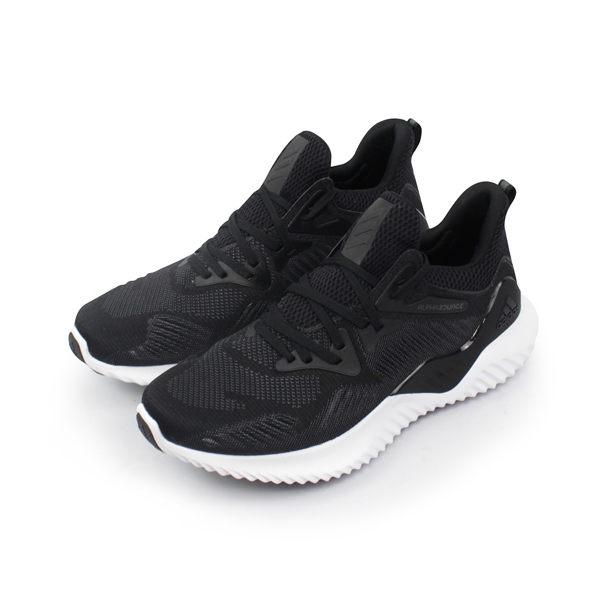 Adidas 男 ALPHABOUNCE BEYOND M 愛迪達 慢跑鞋- AC8273
