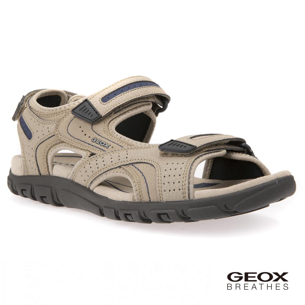 GEOX - U S.STRADA D 多功能涼鞋 沙色(U8224D050AU0829)