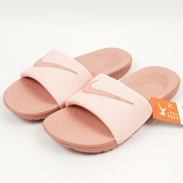 NIKE 女 KAWA SLIDE SE (GS/PS) 拖鞋 - AJ2503601