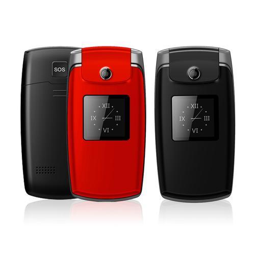 K-Touch K900銀髮一族雙螢幕折疊式手機 K900