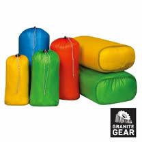 GRANITE GEAR GRANITE GEAR - 便利旅型收納袋AIR BAG (7L)(一組2個隨機出貨) (兩個一組隨機出貨)