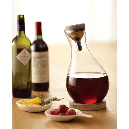 JIA Inc.品家家品 葫蘆紅酒醒酒器