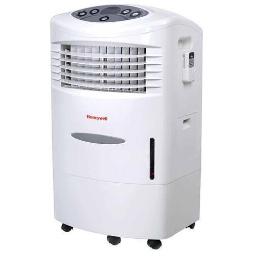 加贈熊本熊毛巾【Honeywell】全新公司貨 環保移動式20公升空氣水冷器