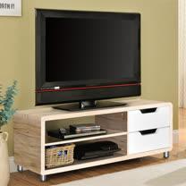 【Yomei】DIY曼格尼電視櫃/茶几桌/邊桌(淺橡+白色)