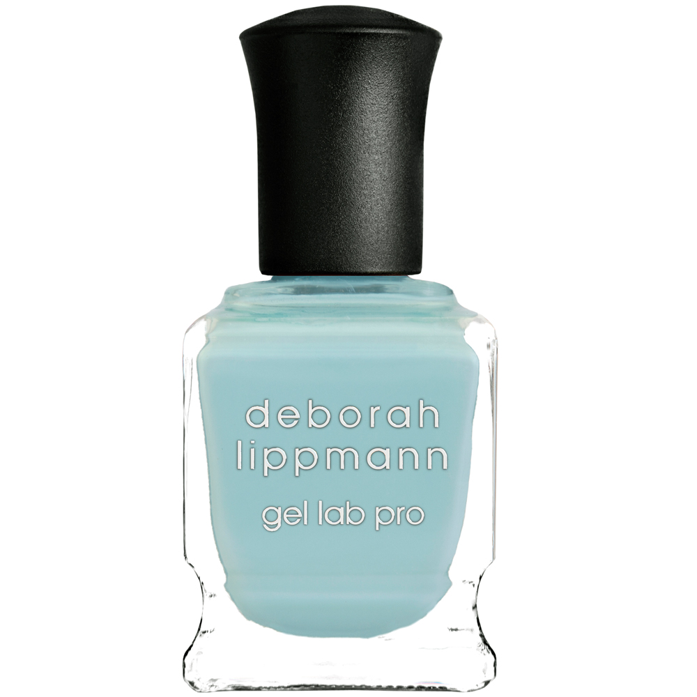 deborah lippmann奢華精品指甲油 》粉蝶花BABY BLUE EYES#20506