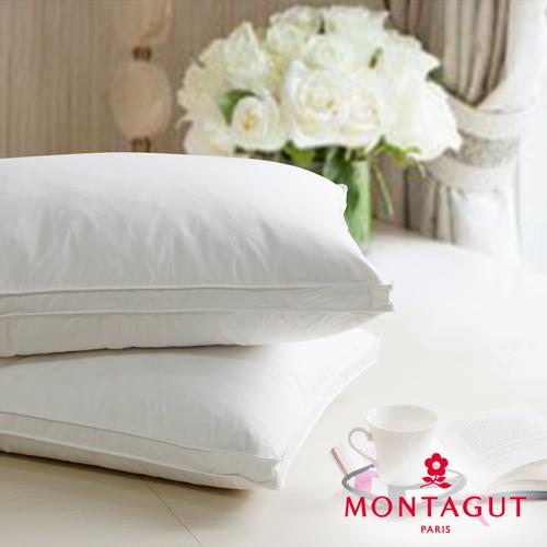 MONTAGUT-30%羽絨枕/2入
