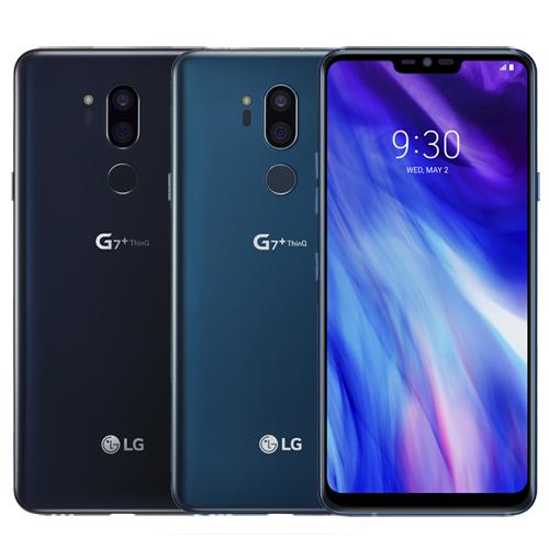 LG G7+ ThinQ 6.1吋全螢幕AI智慧手機 -加送BTS音箱大禮盒