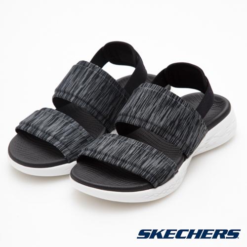 SKECHERS (女) 時尚休閒系列 On The GO 600 - 15309BKW