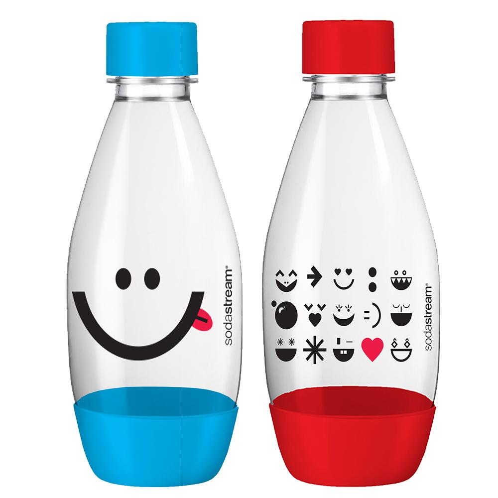 Sodastream 水滴寶特瓶 500ML(Kids)- 2入