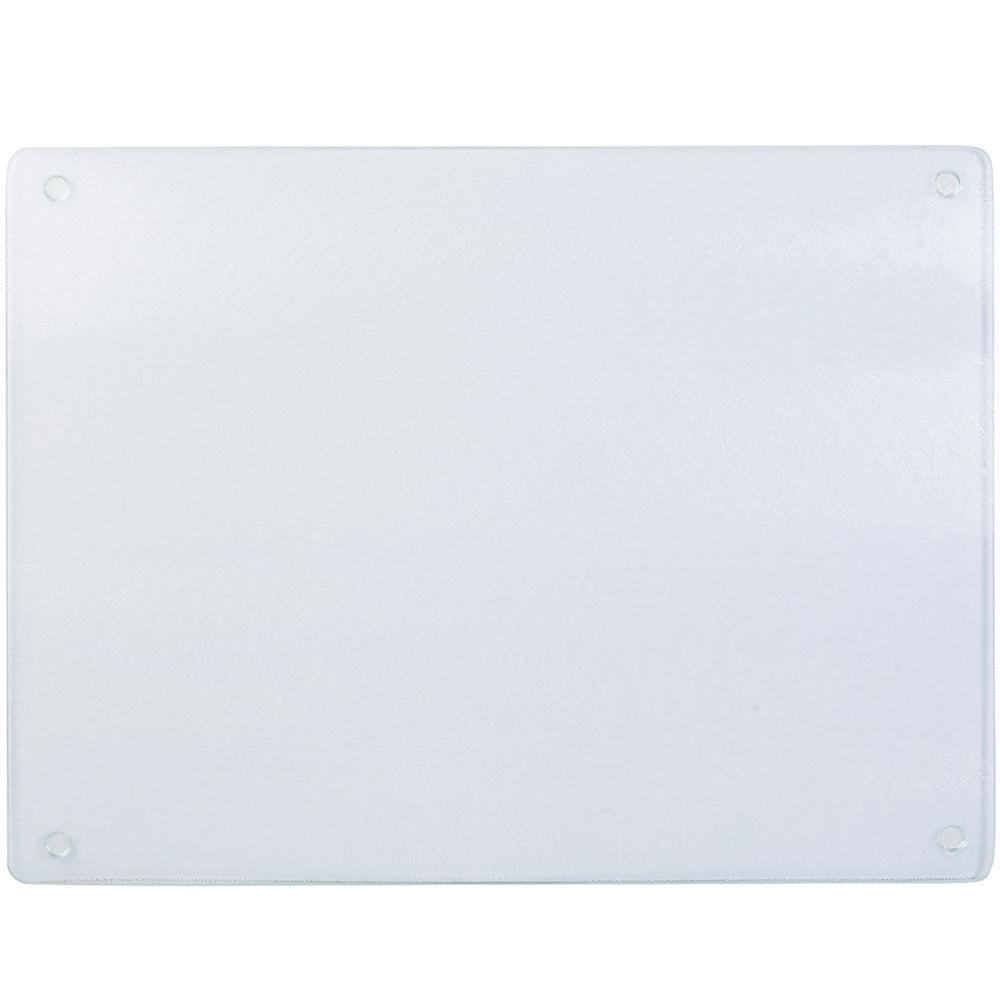 《CreativeTops》Home長方砧板隔熱墊(透明40cm)