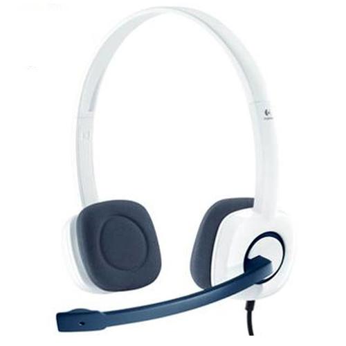 Logitech 羅技 H150 白色 耳機麥克風