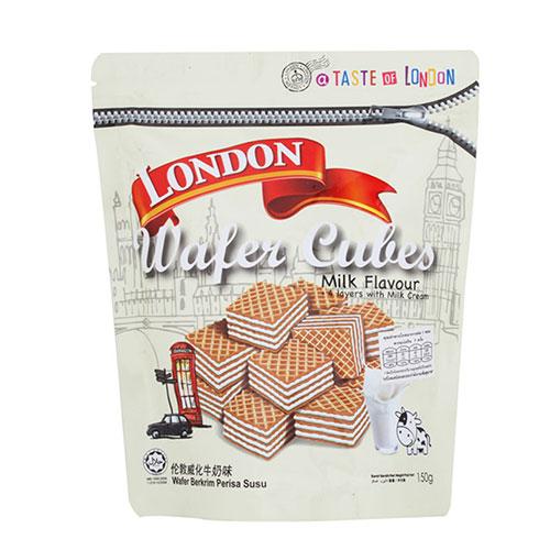 LONDON威化酥牛奶風味150g