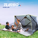 【TURBO TENT】PICNIC 200 野餐帳