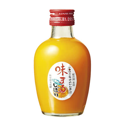 早和果樹園  味圓 蜜柑汁 200ML