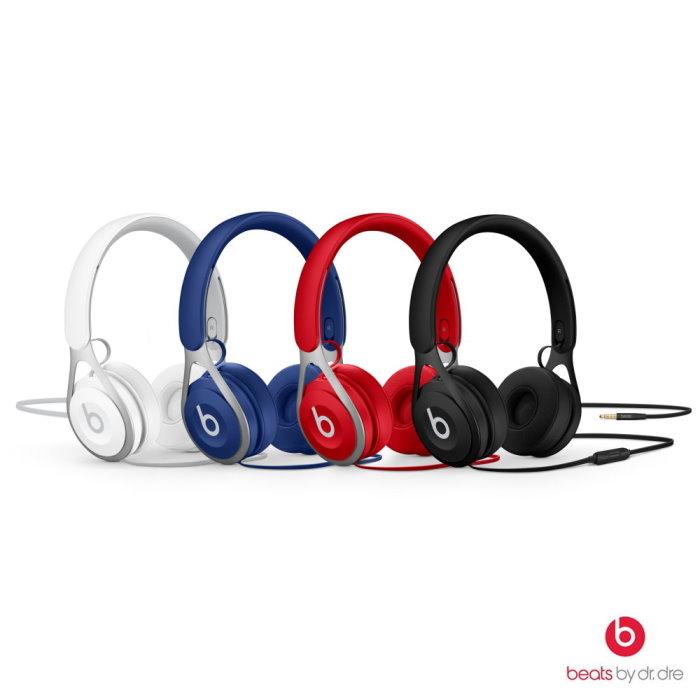 Beats EP 耳罩式有線耳機