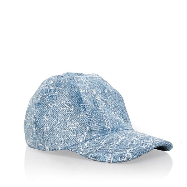 Alviero Martini 棒球帽(天空藍)