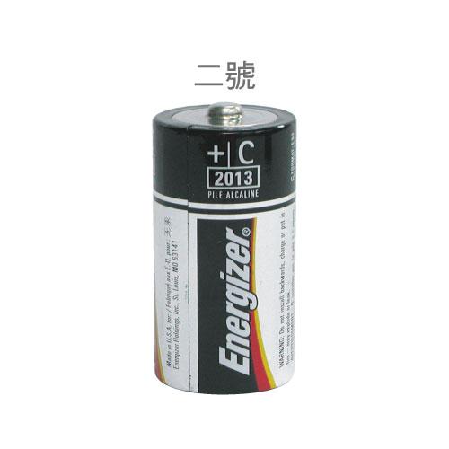 勁量C2號E93A鹼性電池 2個/封-真空(10封入)