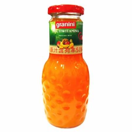 法國GRANINI綜合水果汁250ML