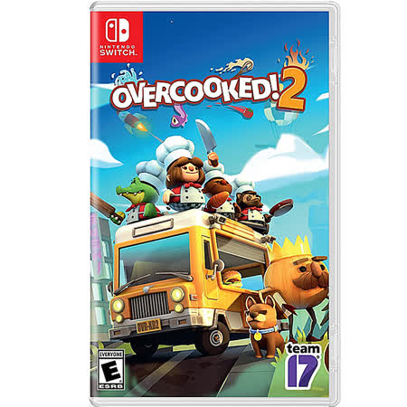 Nintendo Switch Overcooked 煮过头2 简中英文版