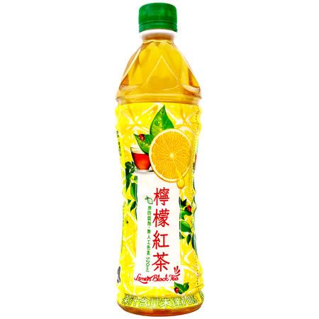 《生活》 檸檬紅茶520ml-24入