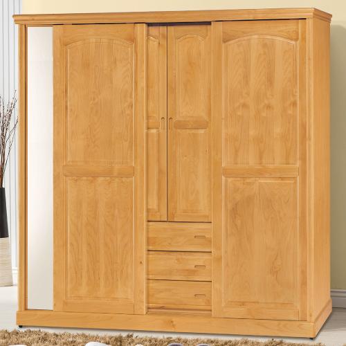 AS-迪克7x7尺衣櫥-210x60x206cm
