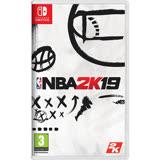 Nintendo Switch NBA 2K19 美國職業籃球 2019《中文版》