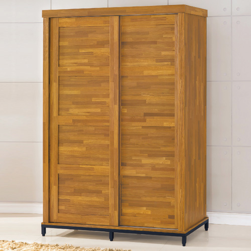 AS-艾瑪工業風5x7尺衣櫥-143x63x216cm