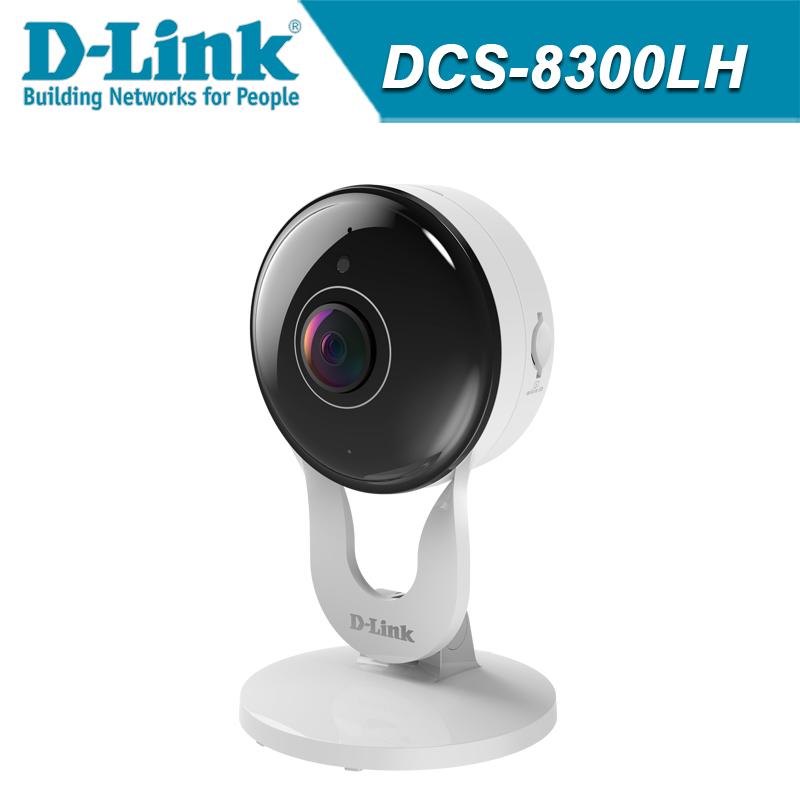 D-Link 友訊 DCS-8300LH HD 無線 網路攝影機 / 1080P / 5公尺夜視功能