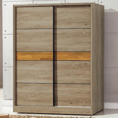 AS-馬克5x7尺衣櫃-150x60x197cm