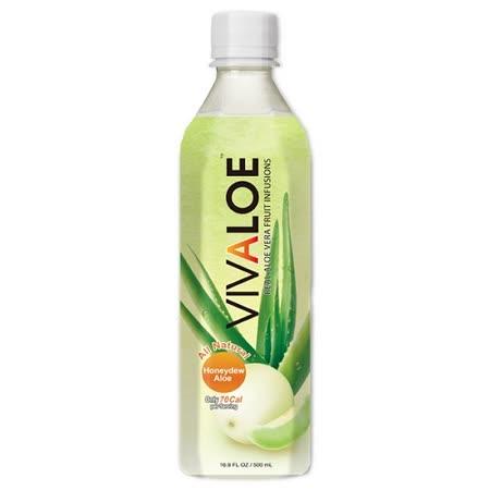 VIVALOE 哈蜜瓜蘆薈汁 500ML