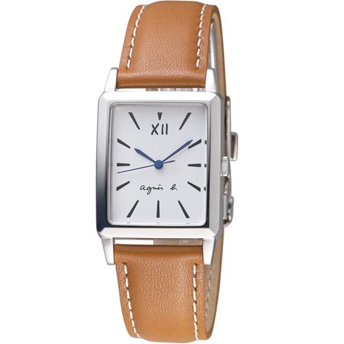 agnes b. 生活哲學時尚腕錶  VJ21-KFY0J BH8045X1