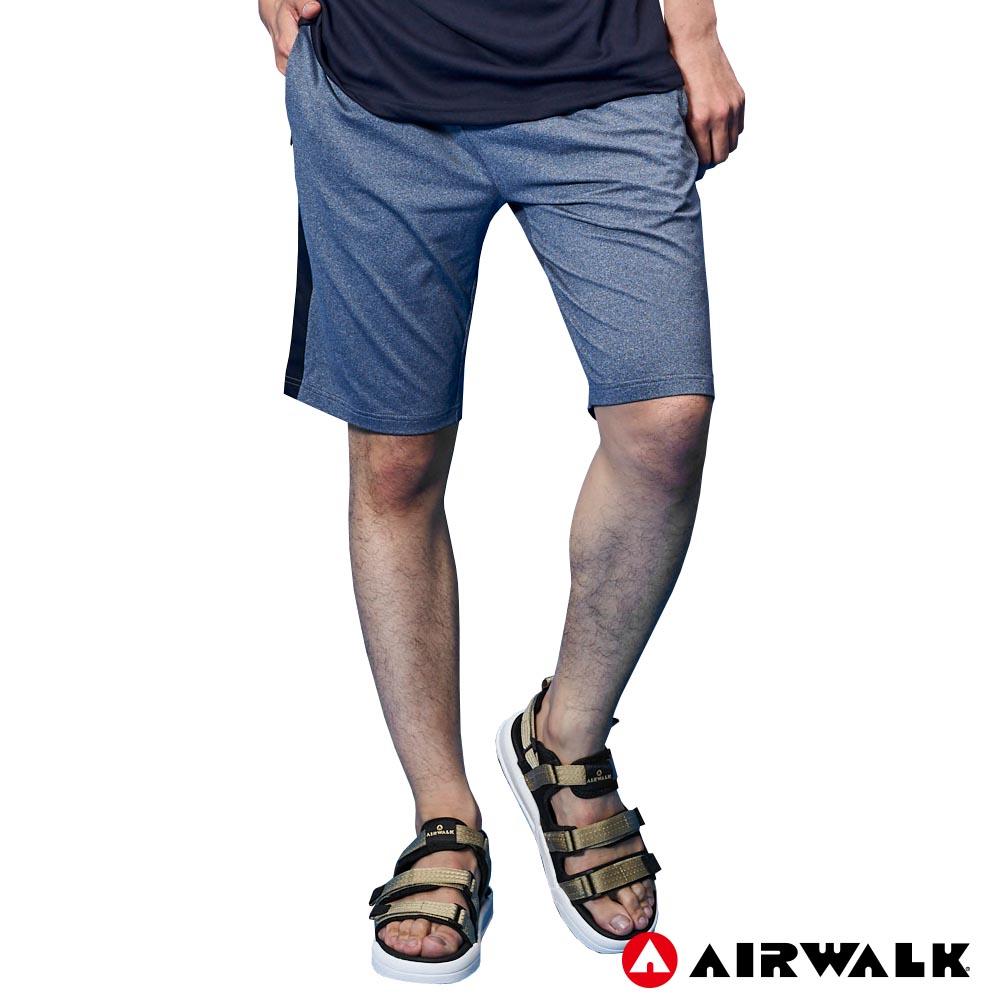 【AIRWALK】男款休閒短褲 - 深灰