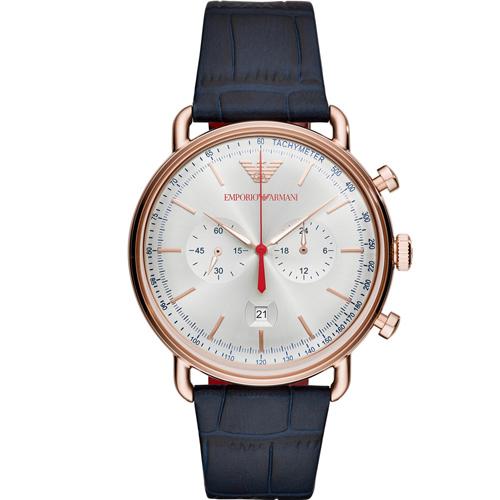 Emporio Armani飛行風格計時腕錶  AR11123