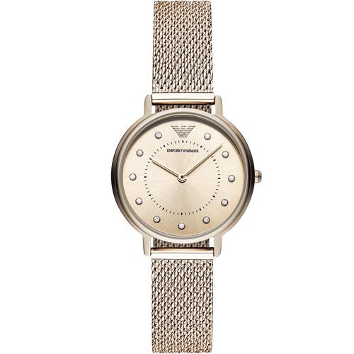 Emporio Armani 自信美學時尚腕錶 AR11129