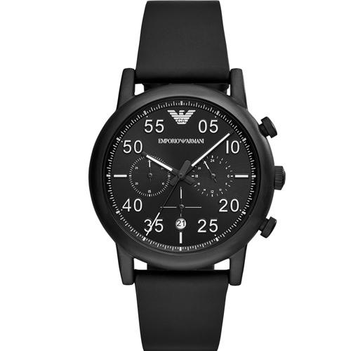 Emporio Armani飛行風格計時腕錶 AR11133