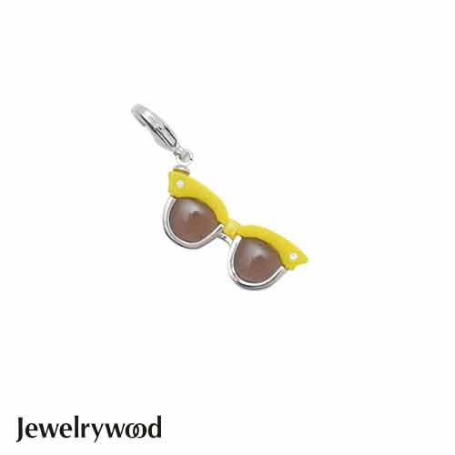 Jewelrywood 都會休閒風造型眼鏡吊墜