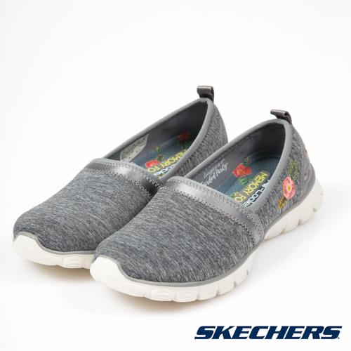 SKECHERS (女) 時尚休閒系列 EZ Flex 3.0 - 23443GRY