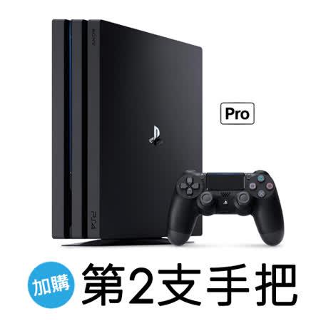 SONY PS4 Pro 1TB+ 無線震動手把