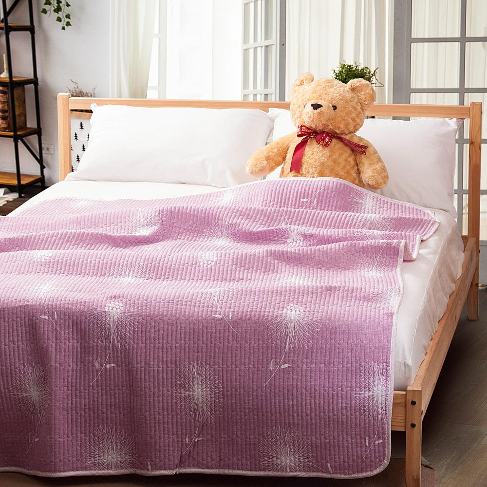 蒲公英 水洗棉涼被(5x6.5尺)
