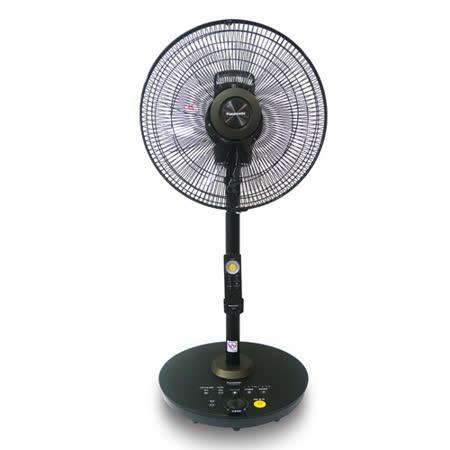 國際牌16吋DC變頻nanoeX極淨型溫感立扇