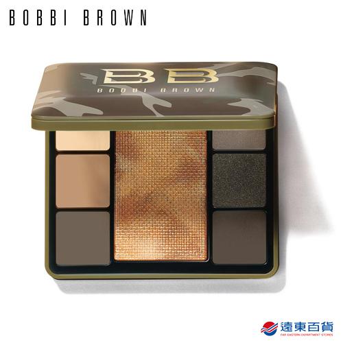 BOBBI BROWN 芭比波朗 風格迷彩眼頰盤