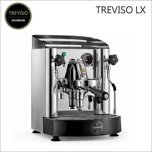 SANREMO TREVISO LX 單孔營業用咖啡機-進水版-120V (HG1389)