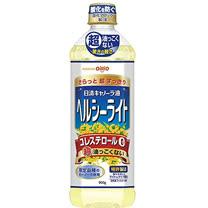 (箱購4入)日清健康輕盈菜籽油900g