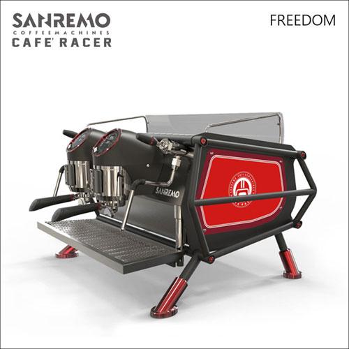 SANREMO CAFE RACER FREEDOM 雙孔營業用咖啡機-自由版-220V (HG1365)