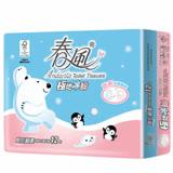 【春風】極地冰紛雙色細柔抽取式衛生紙(110抽*12包*6串)/箱