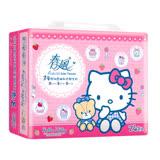 【春風】Hello Kitty點心3層超細柔抽取式衛生紙(100抽*24包*3串)/箱