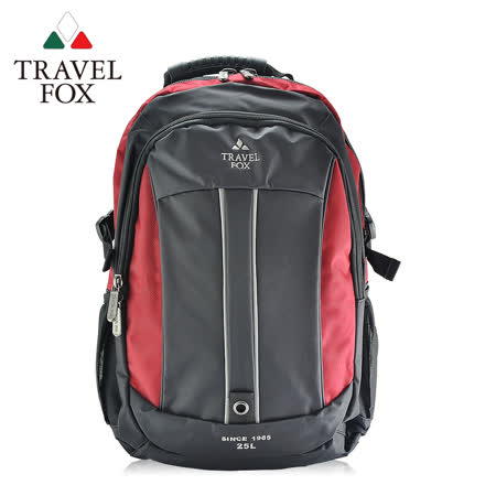 TRAVEL FOX 旅狐 尼龍輕量休閒後背包