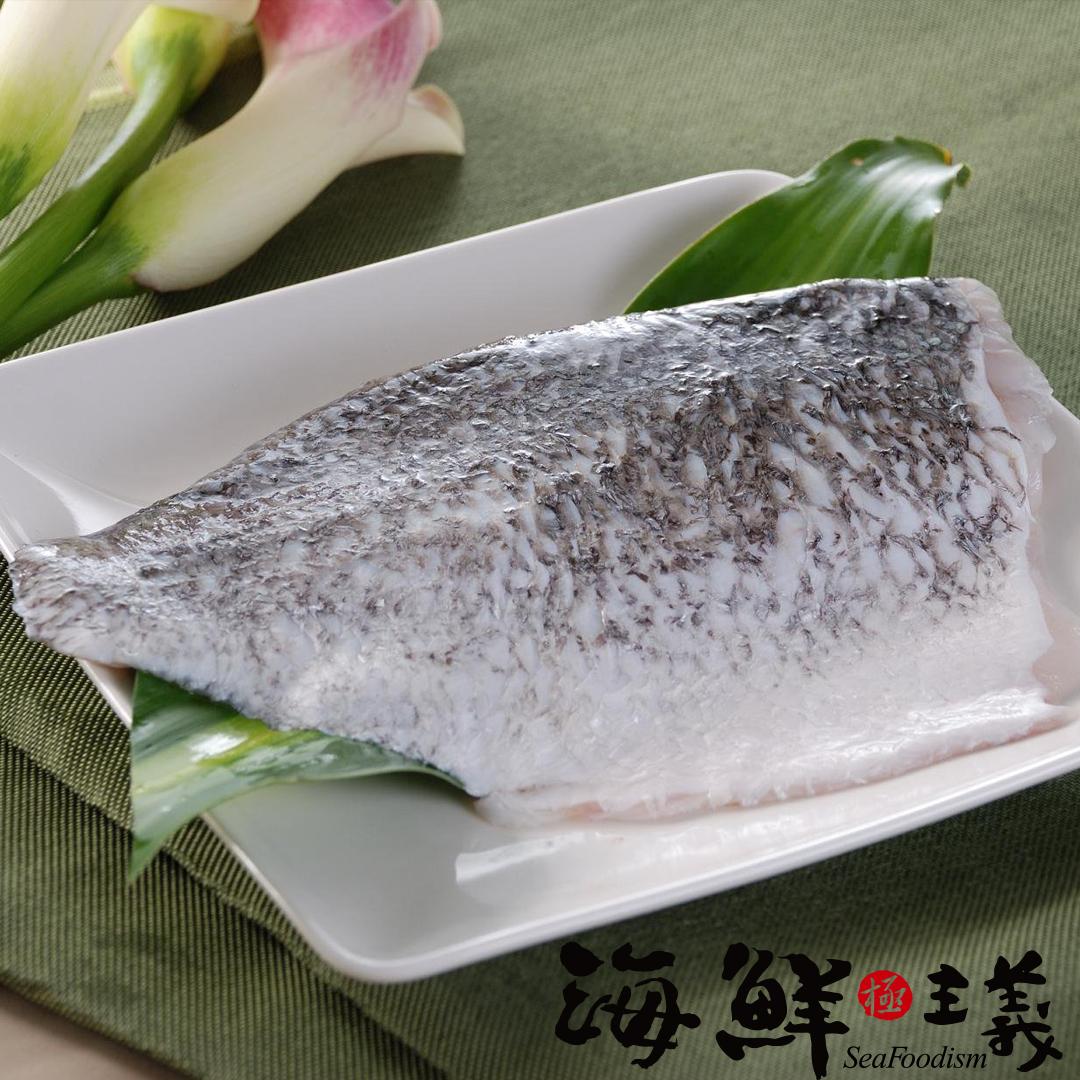 【海鮮主義】七星鱸魚切片