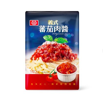【桂冠】省時醬料包-義式番茄肉醬