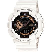 CASIO卡西歐G-SHOCK復古重機裝置運動腕錶 GA-110RG-7A-白_GA-110RG-1A-黑